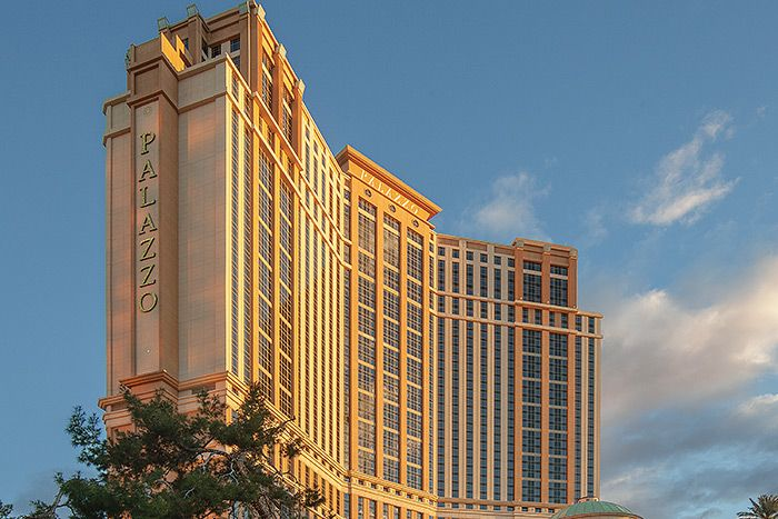 The Palazzo Resort Hotel Casino 3