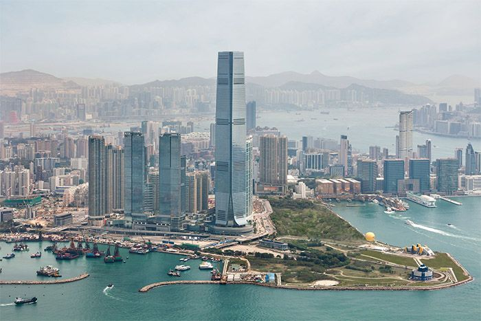 The Ritz-Carlton Hong Kong 4