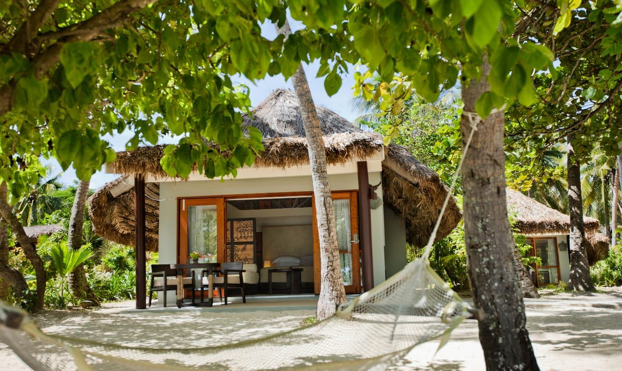 6 Day Castaway Into Paradise Bungalow